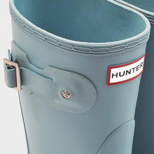 Load image into Gallery viewer, Hunter original short boot - Blue stem