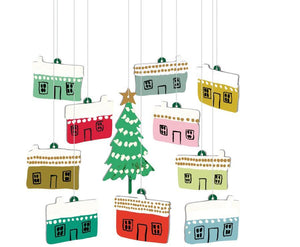 RLB pop out decorations - Little House
