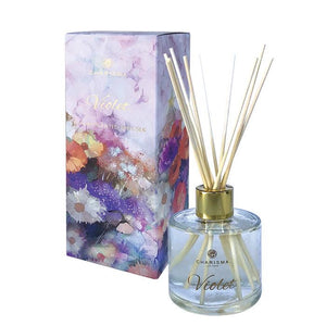 Charisma luxury scented Reed diffuser - Violet