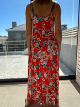 Load image into Gallery viewer, Freda and Dick Celine dress - Red floral