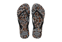 Load image into Gallery viewer, Havaiana slim animal - steel grey