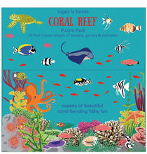 Load image into Gallery viewer, Roger la borde puzzle pack - Coral reef
