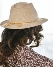 Load image into Gallery viewer, Avoca Fedora hat 58cm - Oatmeal