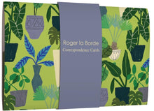 Load image into Gallery viewer, RLB Correspondence Cards wallet -  m Jungle Interior