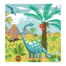 Load image into Gallery viewer, Roger la borde puzzle pack - dinosaur