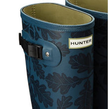 Load image into Gallery viewer, Hunter women's National Trust Print Norris Field Boots - Dusk