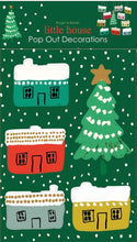 Load image into Gallery viewer, RLB pop out decorations - Little House