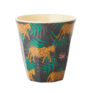 Rice - melamine medium cup tigers
