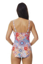 Load image into Gallery viewer, Moontide Murano twin straps underwire suit - Multi