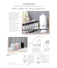 Load image into Gallery viewer, Stoneglow Modern Classics NEW - Perfume Mist Diffuser - Grey