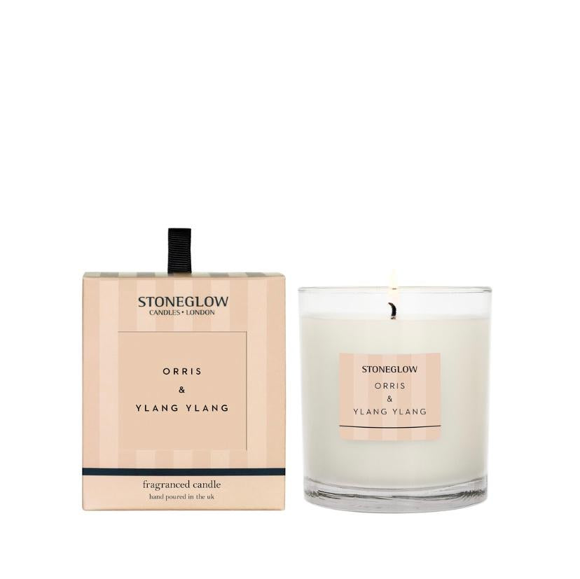 Stoneglow Modern Classics candle - Orris and Ylang Ylang