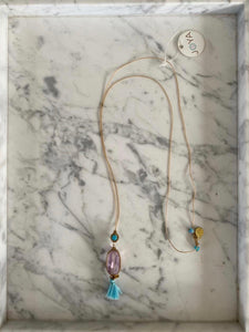 Joya long necklace