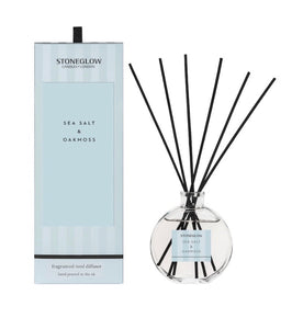 Stoneglow Modern Classics reed diffuser - Sea Salt and Oakmoss
