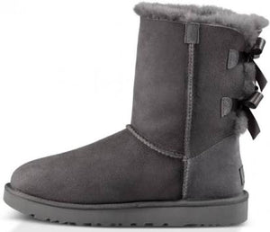 Ugg Bailey Bow - Grey