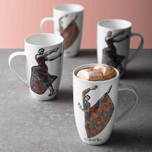 Load image into Gallery viewer, Carol Boyes mug - Free Flowing