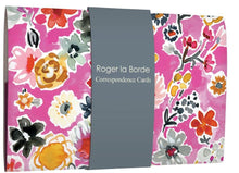 Load image into Gallery viewer, RLB Correspondence Cards Wallet - Wild Batik