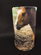 Load image into Gallery viewer, Foulards Tubulaires Cheval a la course FT-012