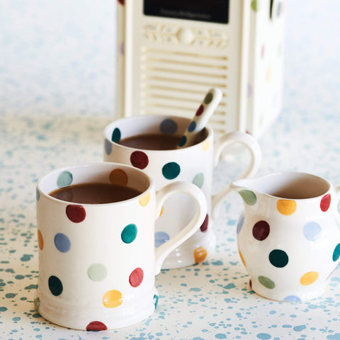 Emma Bridgewater Polka Dot Mugs