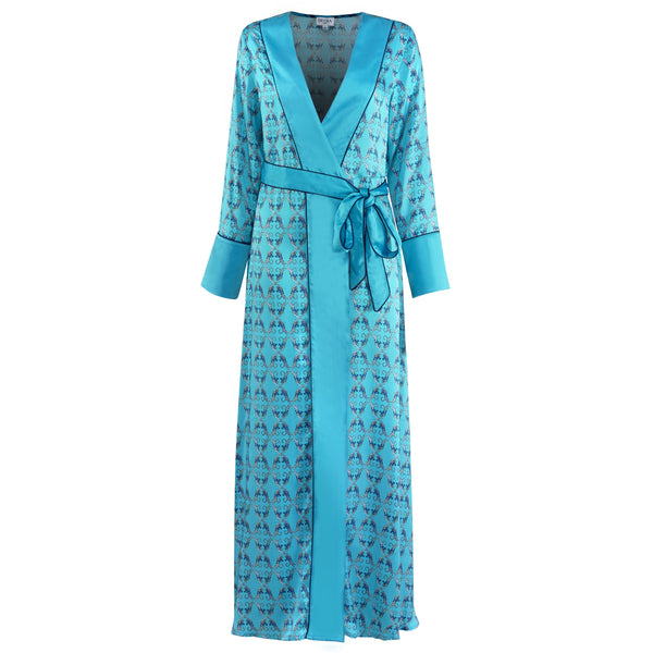 Celine Rani Wrap Dress - croftonandhall