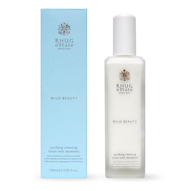 Purifying Cleansing Lotion with Dandelion - croftonandhall