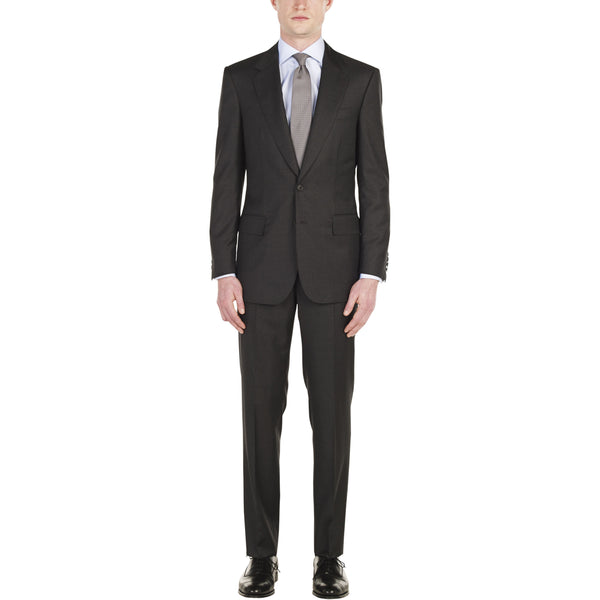 Classic Charcoal Suit Jacket - croftonandhall