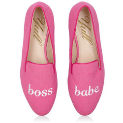 Burlington Boss Babe Loafer in Pink - croftonandhall