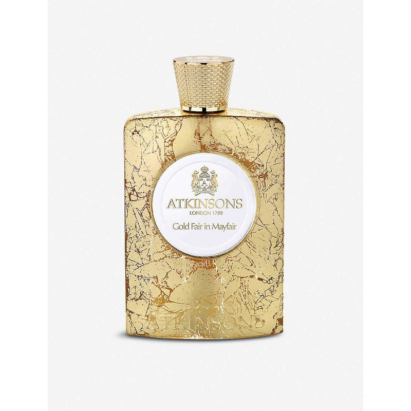 Gold Fair in Mayfair Eau de Parfum 100ml - croftonandhall