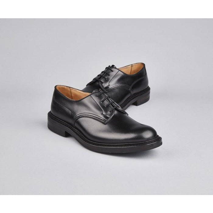 Woodstock Plain Derby Shoe - croftonandhall