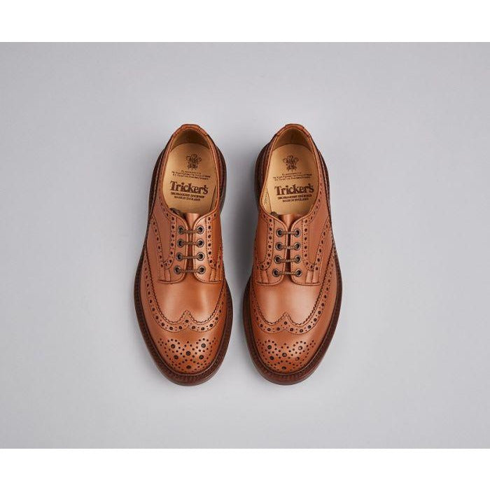 Bourton Country Shoe in C Shade Tan - croftonandhall