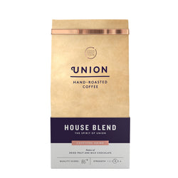 House Blend Roasted Coffee - Ground - croftonandhall