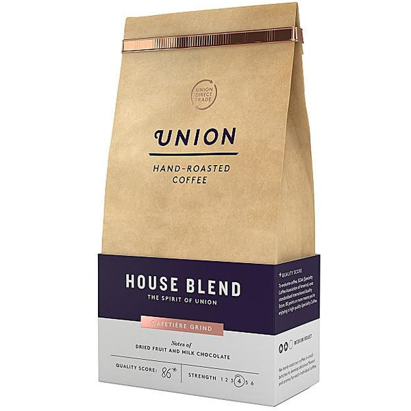 House Blend Roasted Coffee - Ground - Crofton & Hall