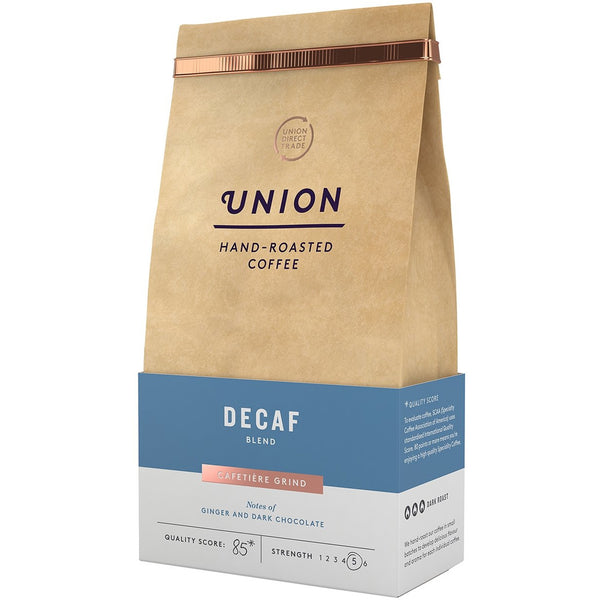 Decaf Roasted Coffee - Ground - croftonandhall