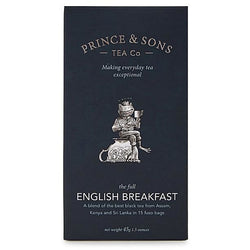 English Breakfast Tea Bags - croftonandhall