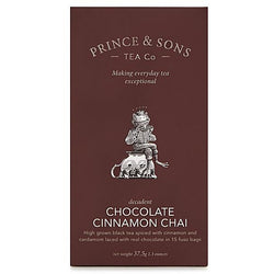 Chocolate & Cinnamon Chai Tea - croftonandhall