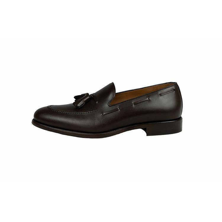 Loch Loafer in Brown Leather - croftonandhall