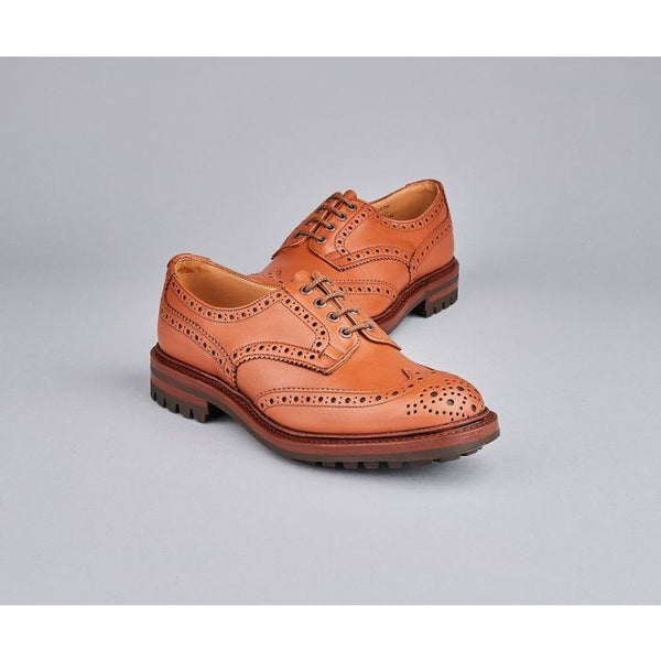 Keswick Country Shoe in C Shade Tan - croftonandhall