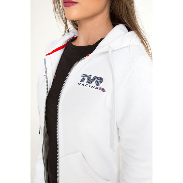 Cerbera - Women's TVR Racing Fitted Hoodie - Crofton & Hall