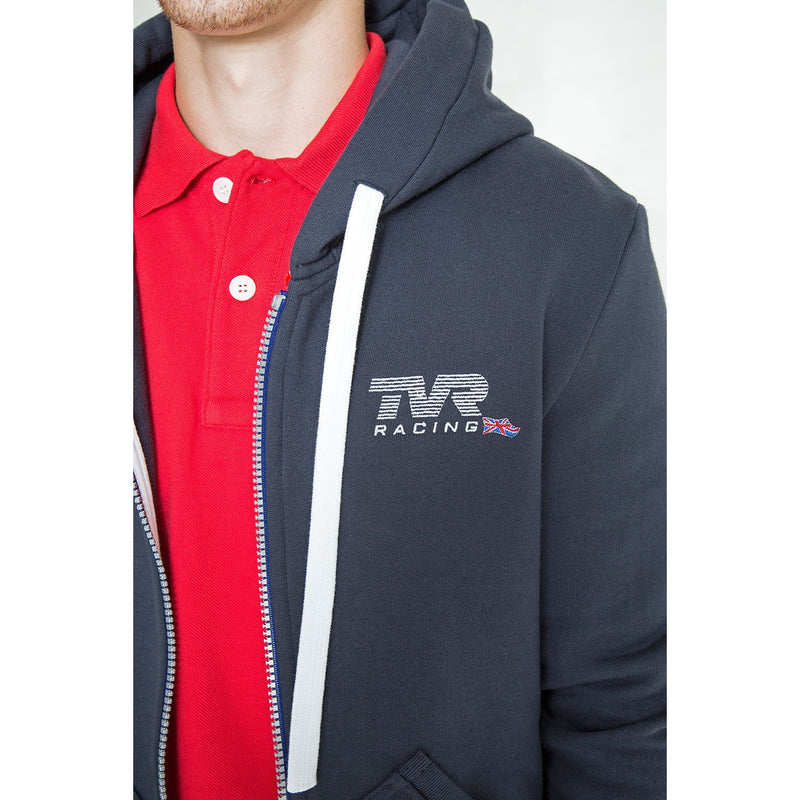 Typhon  - Men's TVR Racing Fitted Hoodie