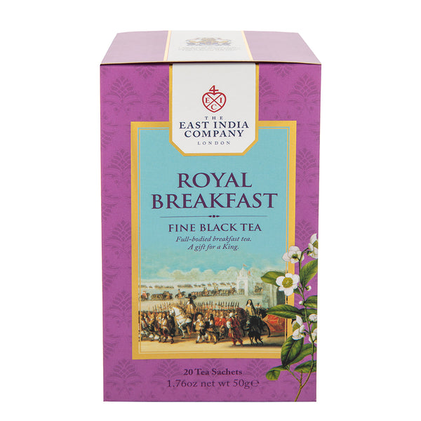 Royal Breakfast Tea - 20 Bags - croftonandhall