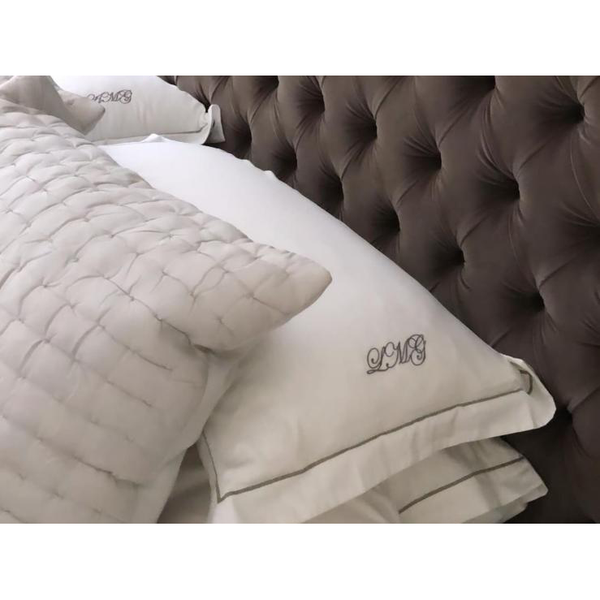 Chika Luxury Oxford Pillowcase | 300 thread count - croftonandhall