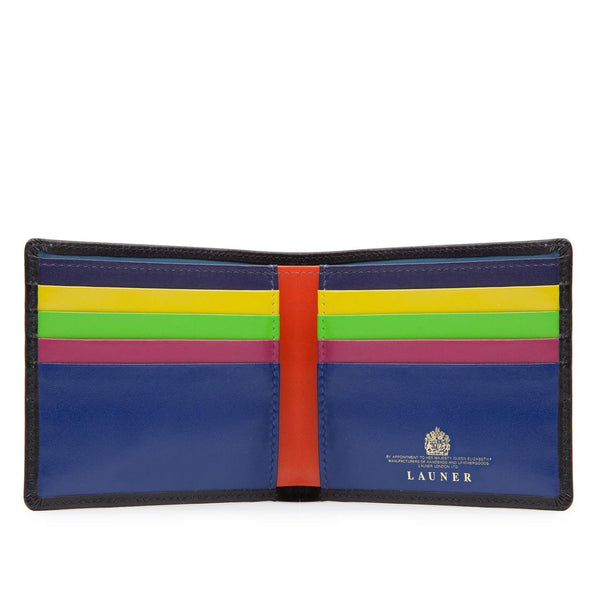 Eight Credit Card Wallet in Multi Colour - croftonandhall