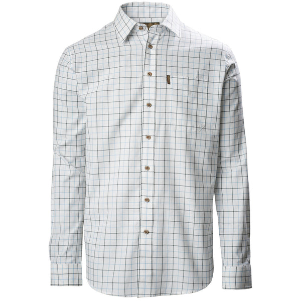 Classic Cotton Twill Checked Shirt - croftonandhall