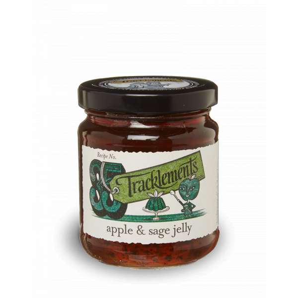 Apple & Sage Jelly - croftonandhall