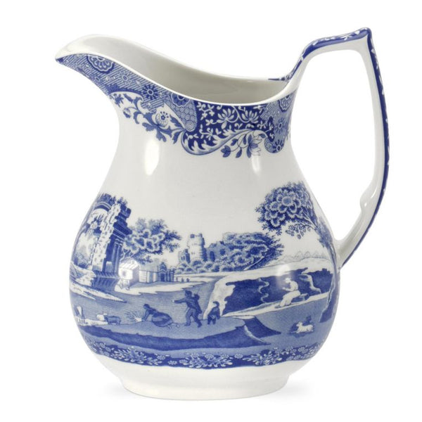 Blue Italian Jug - Crofton & Hall