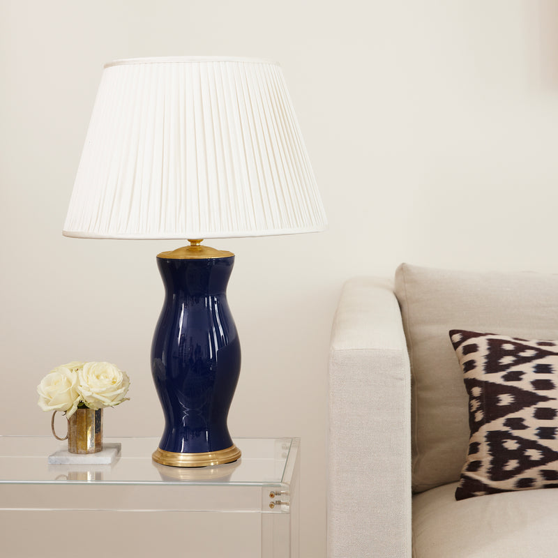 Blue Moon Medium Lamp Base - croftonandhall