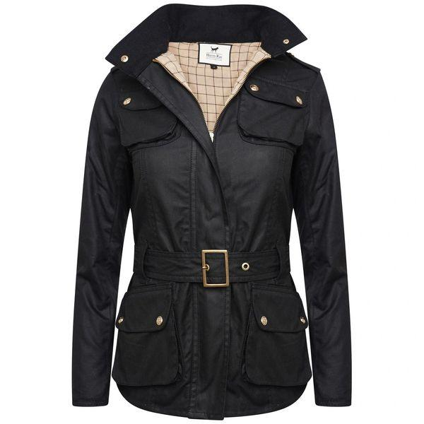 Boddington Wax Jacket - Crofton & Hall