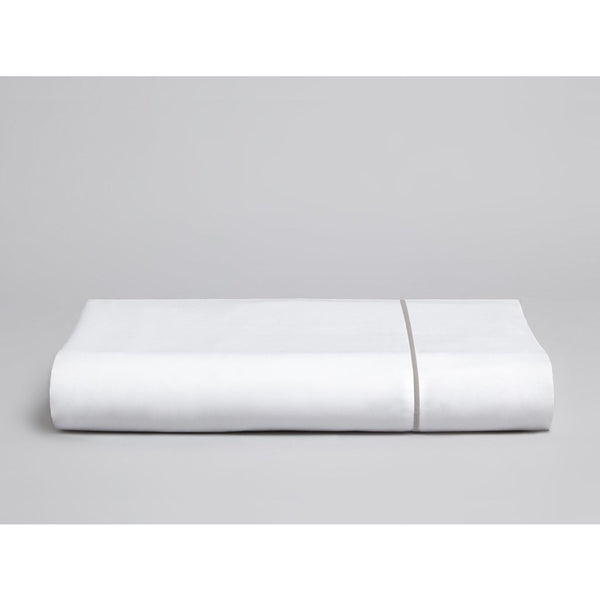 Chika Luxury Flat Sheet | 300 thread count - croftonandhall
