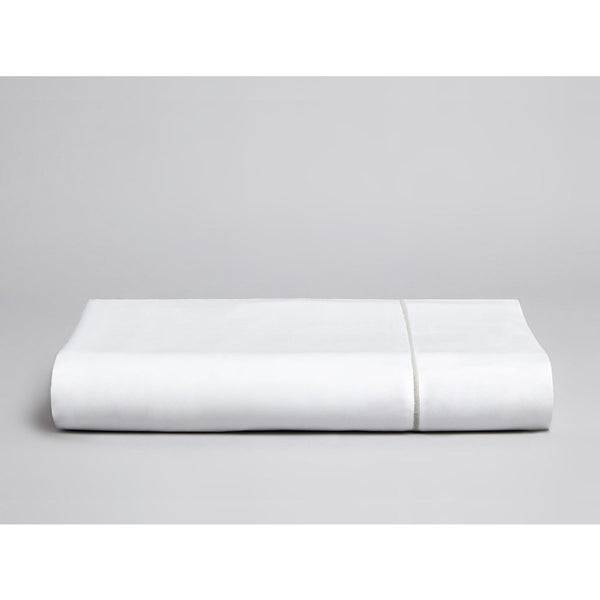 Gensho Luxury Flat Sheet | 600 thread count - croftonandhall
