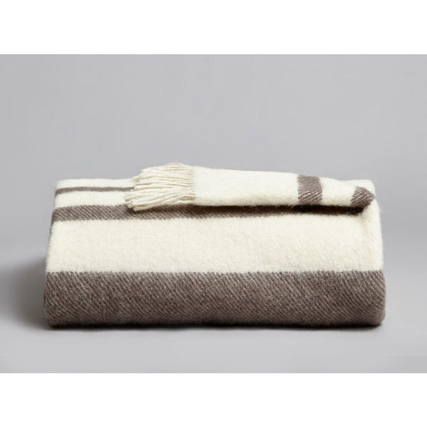 Danan Luxury Wool Blanket - croftonandhall