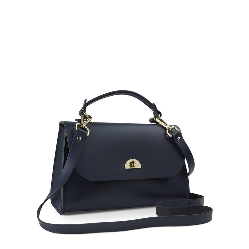 Daisy Bag in Navy - croftonandhall